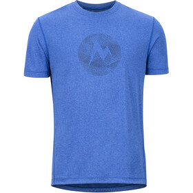 Marmot Transporter SS Tee Herr surf heather